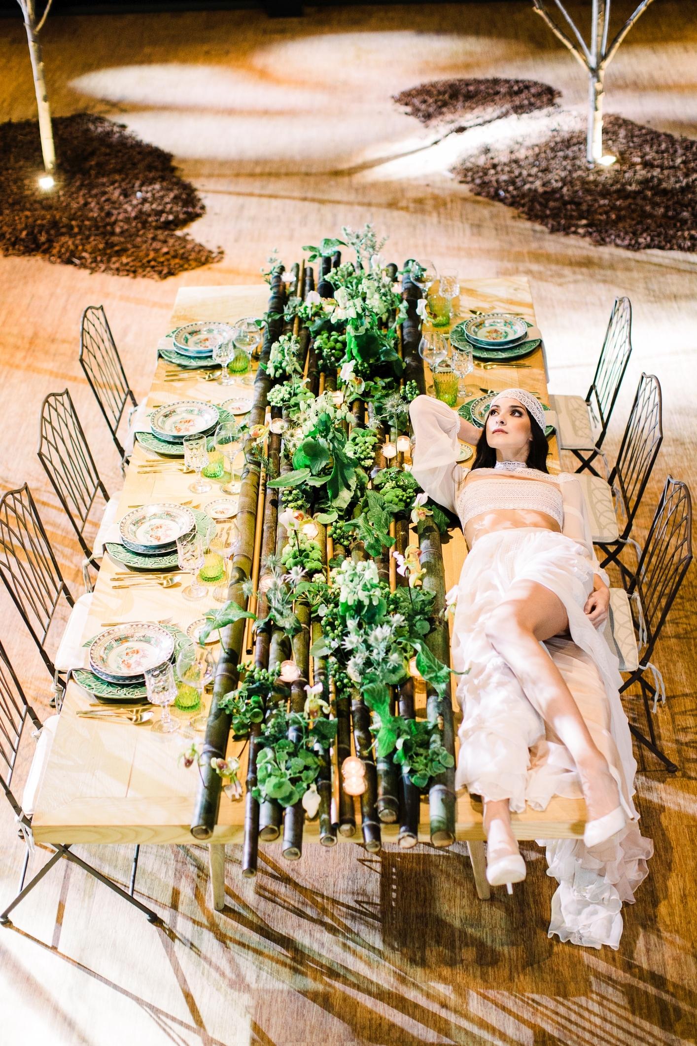 Bride Editorial